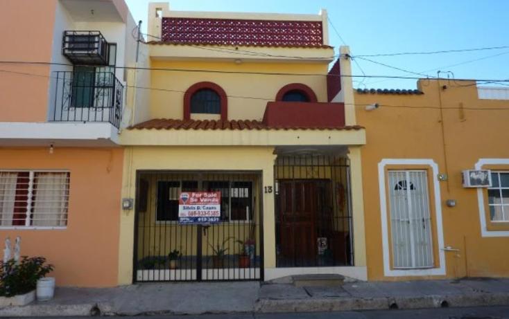 Foto de casa en venta en nicaragua 13, centro, mazatlán, sinaloa, 1582128 no 02