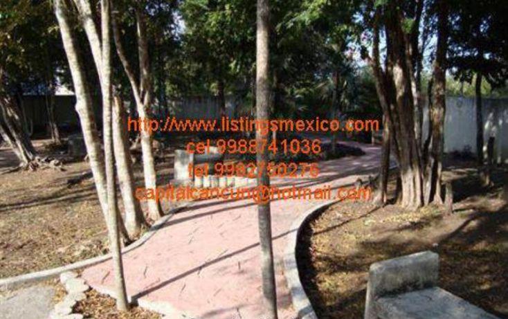 Foto de casa en venta en nicaragua 7, álamos i, benito juárez, quintana roo, 492634 no 04