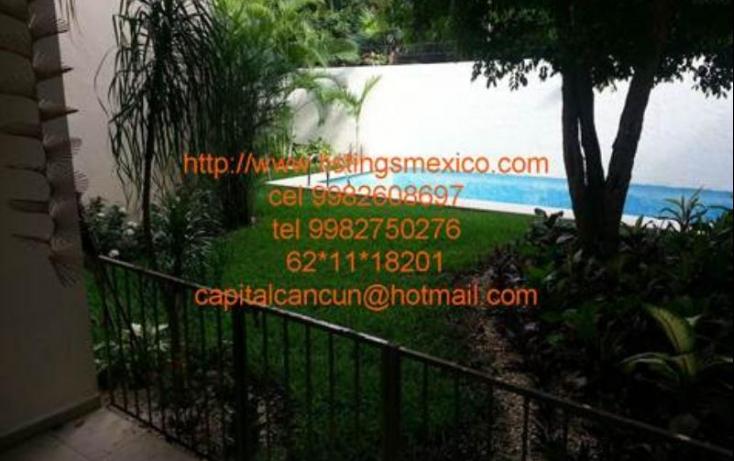 Foto de departamento en venta en nichupte 1, supermanzana 11, benito juárez, quintana roo, 445774 no 02