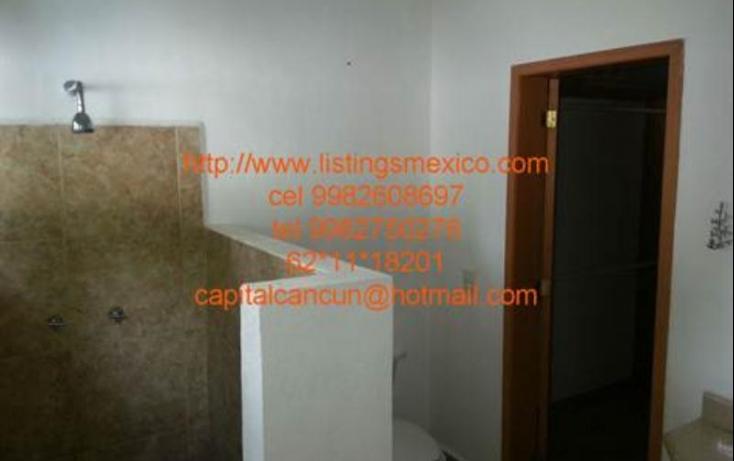 Foto de departamento en venta en nichupte 1, supermanzana 11, benito juárez, quintana roo, 445774 no 08