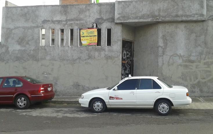 Foto de terreno comercial en venta en  , nicolaitas ilustres, morelia, michoac?n de ocampo, 1112559 No. 01