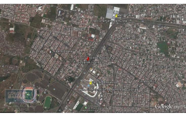Foto de terreno habitacional en venta en  , nicolaitas ilustres, morelia, michoac?n de ocampo, 1846088 No. 03