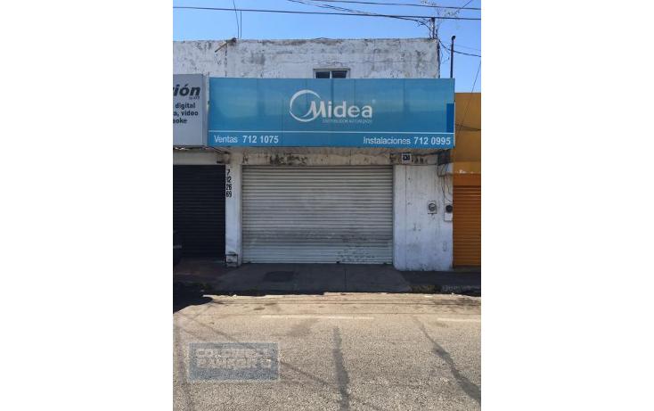 Foto de local en renta en nicolas bravo , jorge almada, culiacán, sinaloa, 1846304 No. 01