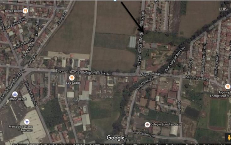Foto de terreno comercial en renta en nicolas romero sn intsn, el xolache i, texcoco, estado de méxico, 1514173 no 01