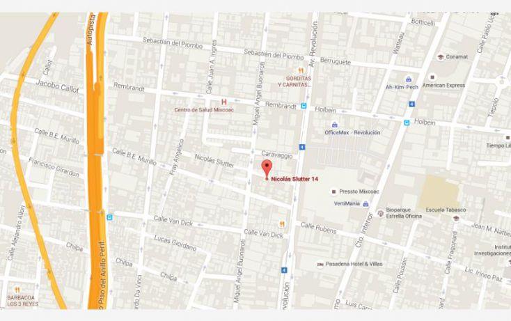 Foto de casa en venta en nicolas slutter 14b, santa maria nonoalco, benito juárez, df, 1936568 no 02