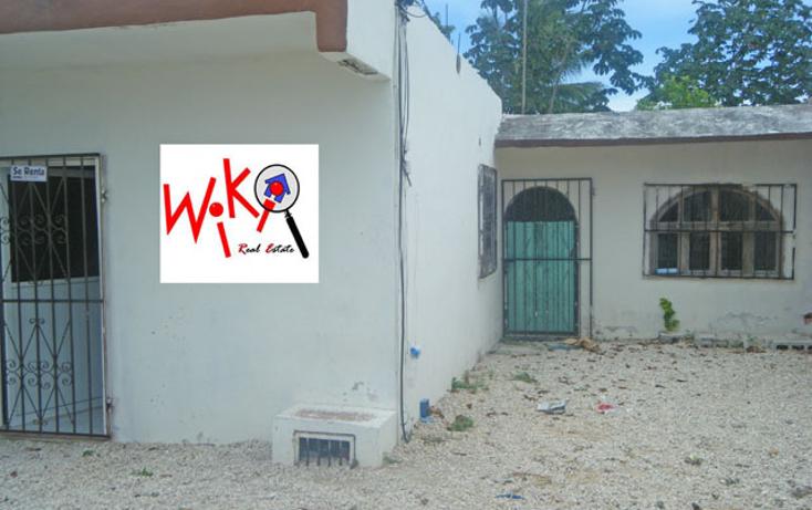 Foto de casa en venta en  , nicte-ha, solidaridad, quintana roo, 1064703 No. 01