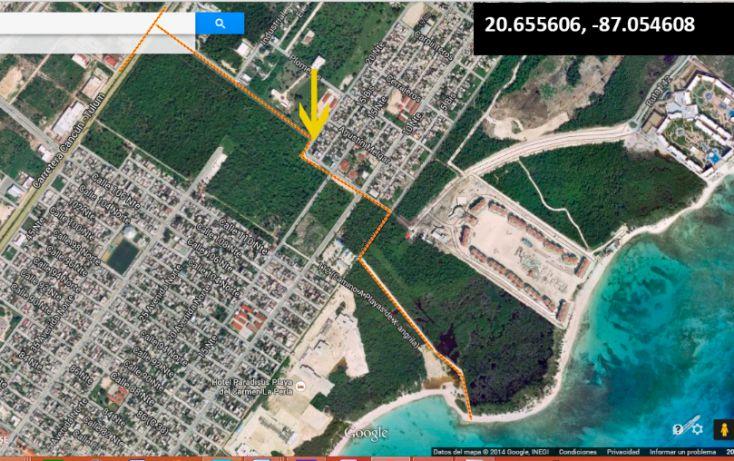 Foto de terreno habitacional en venta en, nicteha, solidaridad, quintana roo, 1073903 no 01