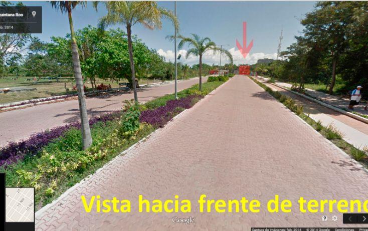 Foto de terreno habitacional en venta en, nicteha, solidaridad, quintana roo, 1073903 no 02