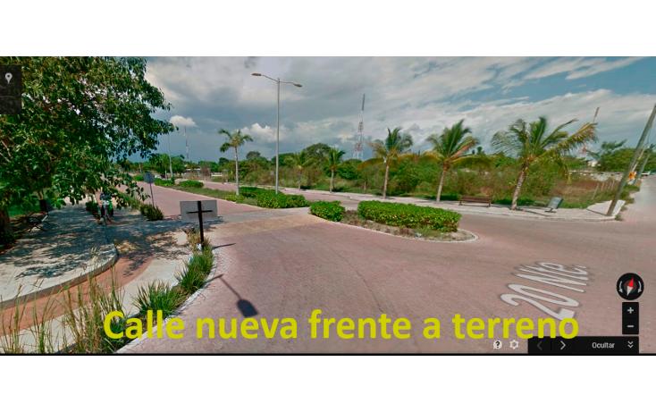 Foto de terreno habitacional en venta en  , nicte-ha, solidaridad, quintana roo, 1073903 No. 03