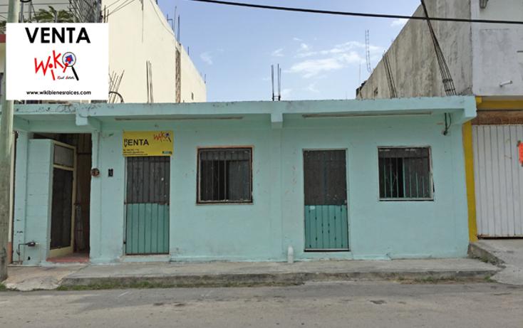 Foto de edificio en venta en  , nicte-ha, solidaridad, quintana roo, 1317301 No. 01
