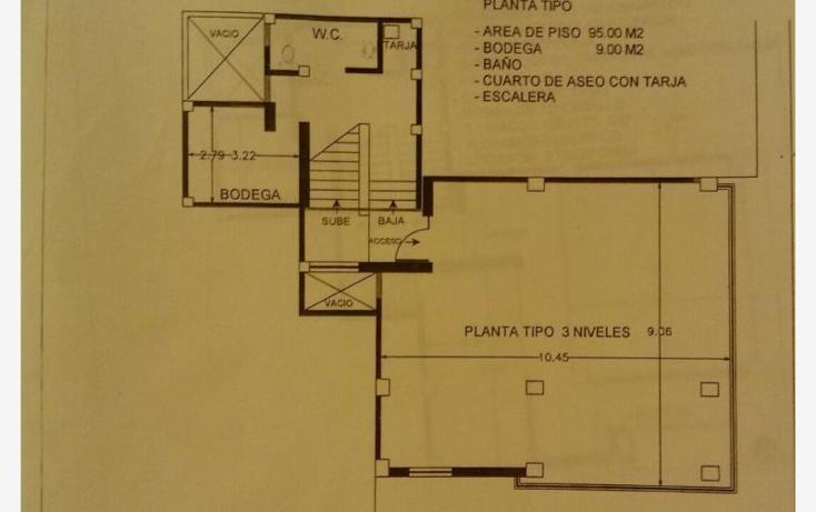 Foto de edificio en renta en  , niño de atocha, tuxtla gutiérrez, chiapas, 787795 No. 07