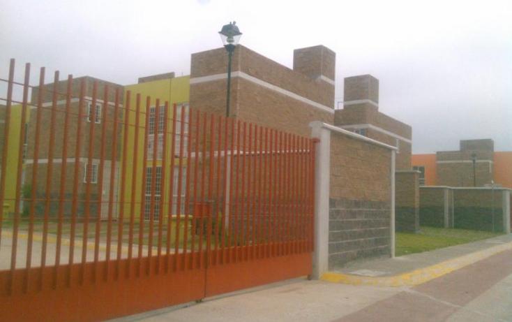Foto de casa en renta en niños heroes 4, exhacienda san mateo, cuautitlán, estado de méxico, 895857 no 01