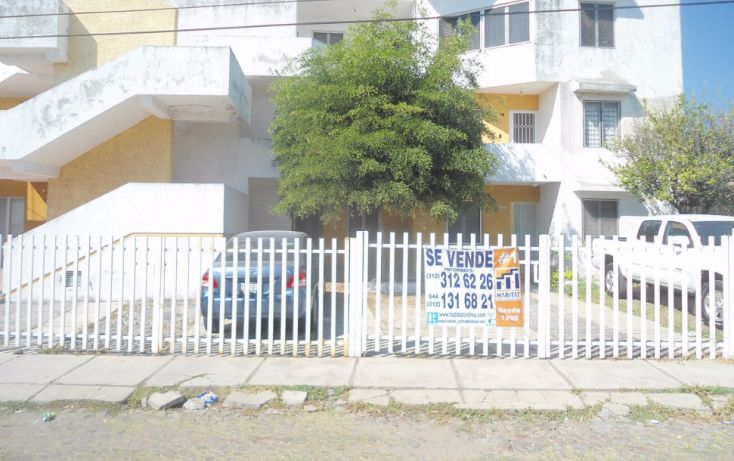 Foto de departamento en venta en, niños héroes, colima, colima, 1619184 no 01