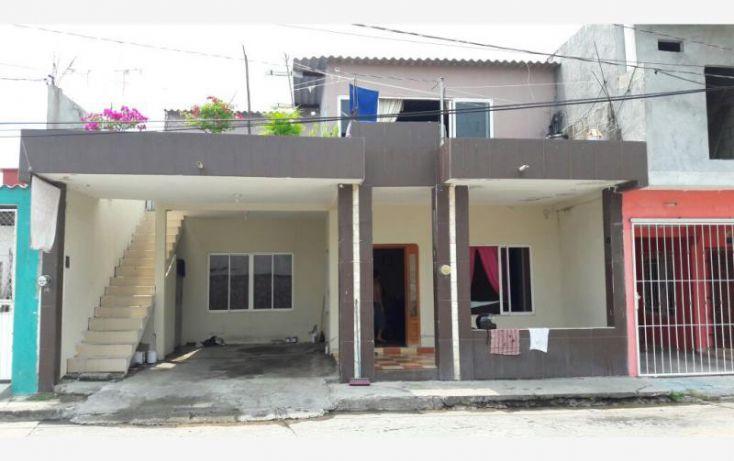 Foto de casa en venta en niños heroes, fovissste, comalcalco, tabasco, 1820966 no 01