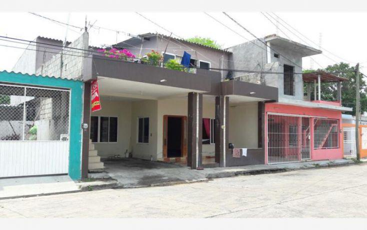 Foto de casa en venta en niños heroes, fovissste, comalcalco, tabasco, 1820966 no 02