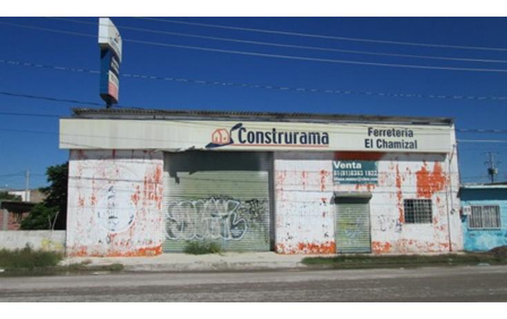 Foto de nave industrial en venta en  , niños héroes, gómez palacio, durango, 1039593 No. 01