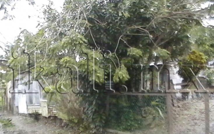 Foto de terreno habitacional en venta en niños heroes, los mangos, tuxpan, veracruz, 572738 no 06