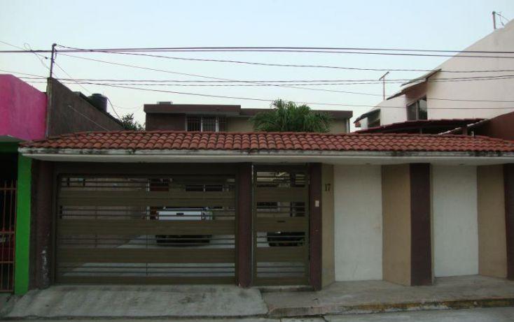 Foto de casa en venta en ninos heroes, morelos, comalcalco, tabasco, 1411409 no 01