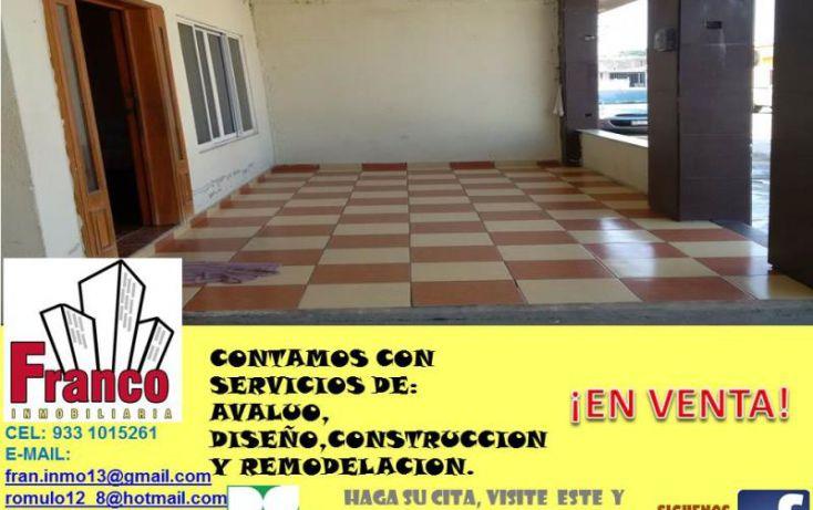Foto de casa en venta en niños heroes, morelos, comalcalco, tabasco, 1620666 no 01