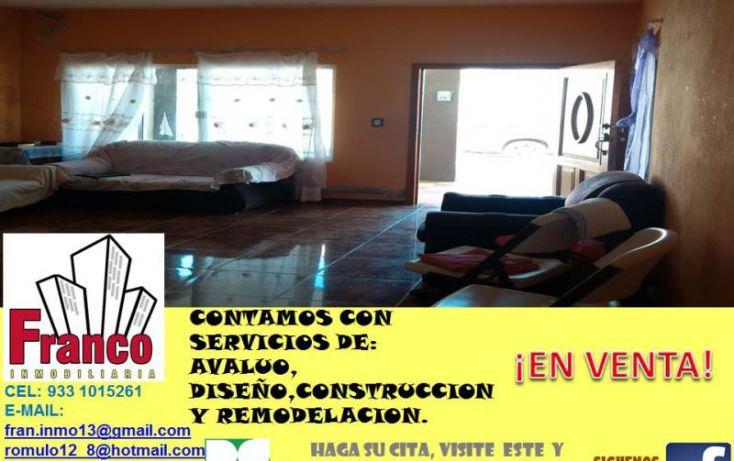Foto de casa en venta en niños heroes, morelos, comalcalco, tabasco, 1620666 no 02