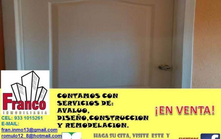 Foto de casa en venta en niños heroes, morelos, comalcalco, tabasco, 1620666 no 05
