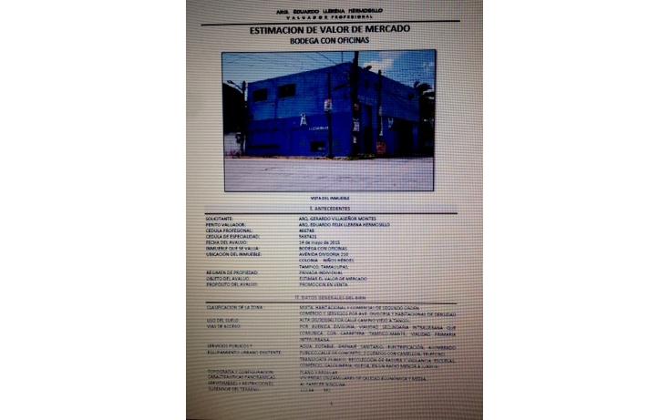 Foto de nave industrial en venta en  , ni?os h?roes, tampico, tamaulipas, 1009451 No. 03