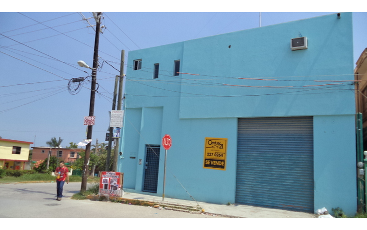 Foto de nave industrial en venta en  , niños héroes, tampico, tamaulipas, 1396639 No. 01