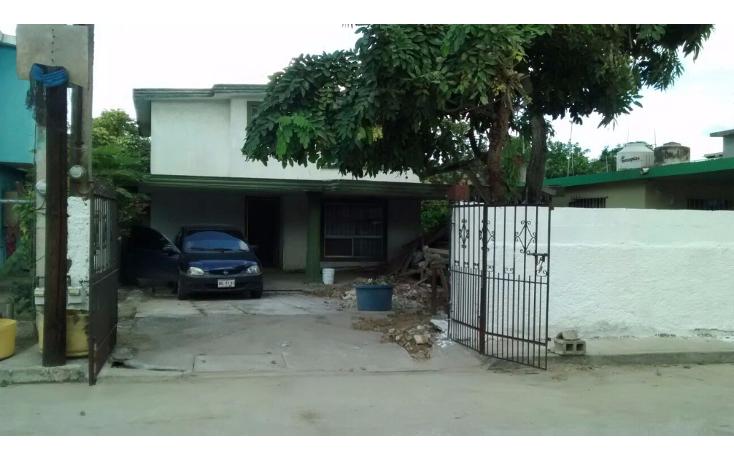 Foto de casa en venta en  , niños héroes, tampico, tamaulipas, 1448165 No. 01