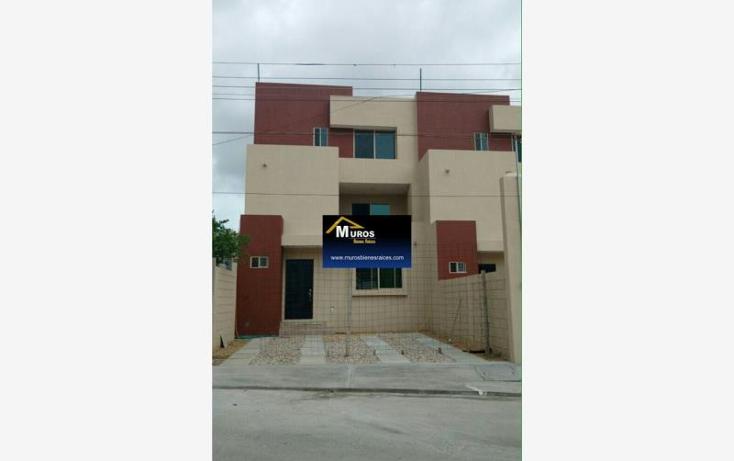 Foto de casa en venta en  , ni?os h?roes, tampico, tamaulipas, 2026360 No. 01