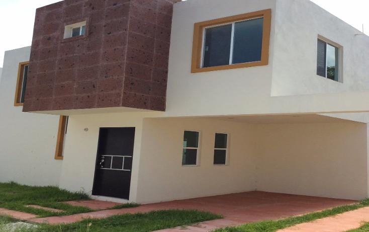 Foto de casa en venta en  , niños héroes, tampico, tamaulipas, 2042398 No. 01