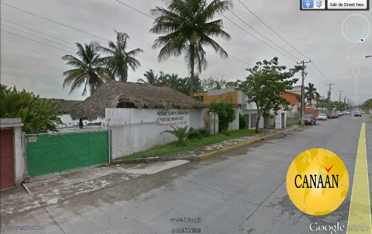 Foto de terreno comercial en renta en  , niños héroes, tuxpan, veracruz de ignacio de la llave, 1233961 No. 01