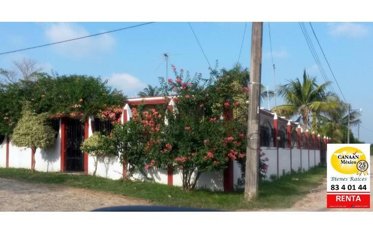 Foto de casa en renta en  , niños héroes, tuxpan, veracruz de ignacio de la llave, 1664828 No. 01