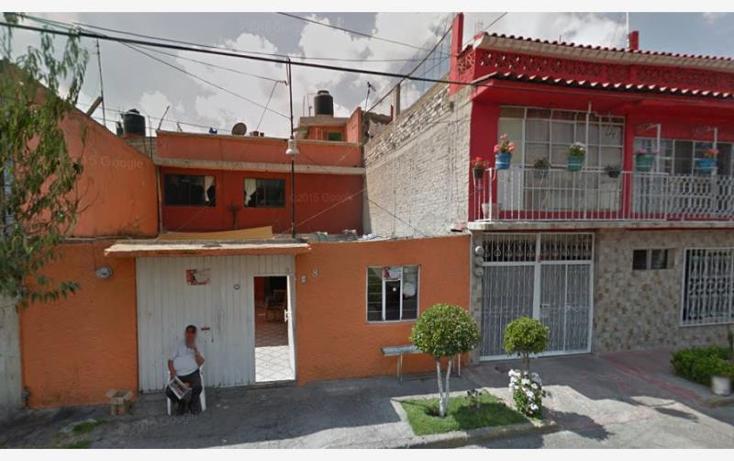 Foto de casa en venta en nispero 8, san rafael, tlalnepantla de baz, m?xico, 1335937 No. 01