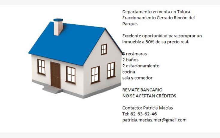Foto de casa en venta en rincón del parque nn, rincón del parque, toluca, méxico, 2671922 No. 02