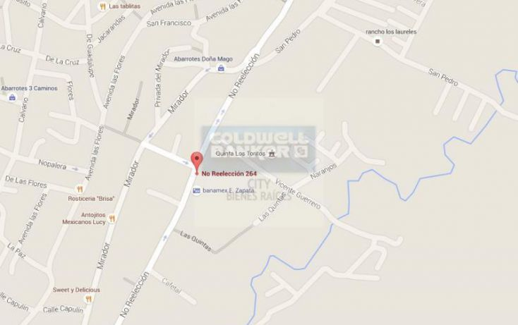 Foto de terreno habitacional en venta en no reeleccin 264, emiliano zapata, emiliano zapata, morelos, 220246 no 06