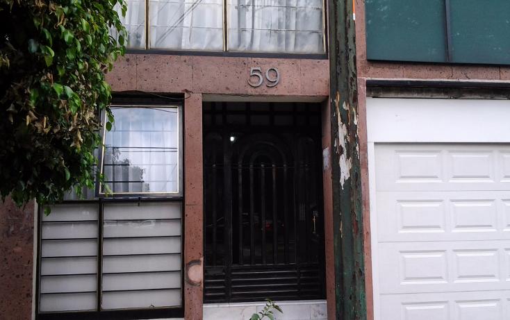 Foto de departamento en venta en  , nochebuena, benito juárez, distrito federal, 1286897 No. 01