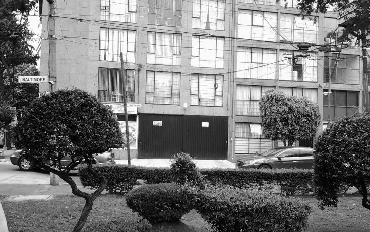 Foto de departamento en venta en  , nochebuena, benito juárez, distrito federal, 1286897 No. 08