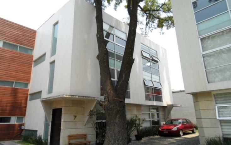 Foto de casa en venta en  , nochebuena, benito juárez, distrito federal, 2036069 No. 01