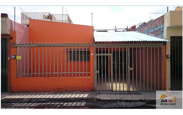 Foto de casa en venta en nogal , las fuentes, zamora, michoacán de ocampo, 1548760 No. 01
