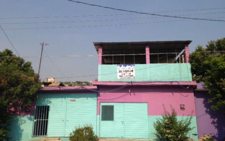 Foto de casa en venta en nogal sur, patria nueva, tuxtla gutiérrez, chiapas, 1900246 no 01