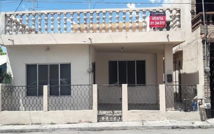 Foto de casa en venta en  , nogalar, san nicolás de los garza, nuevo león, 1052601 No. 01
