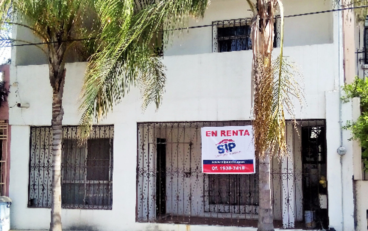 Foto de casa en venta en  , nogalar, san nicolás de los garza, nuevo león, 1406105 No. 01