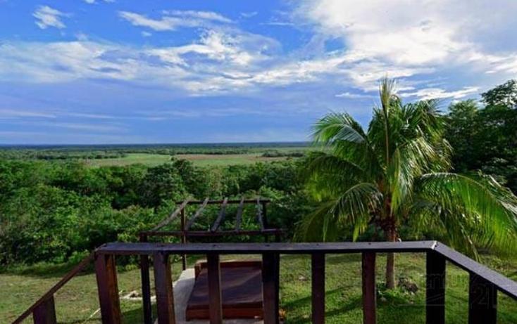 Foto de rancho en venta en  , nohyaxche, tixcacalcupul, yucatán, 1410121 No. 12