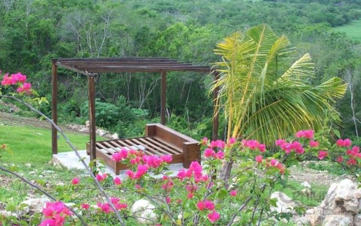 Foto de rancho en venta en  , nohyaxche, tixcacalcupul, yucatán, 1410121 No. 14