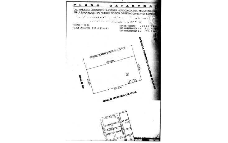 Foto de terreno comercial en venta en  , nombre de dios, chihuahua, chihuahua, 1050657 No. 01