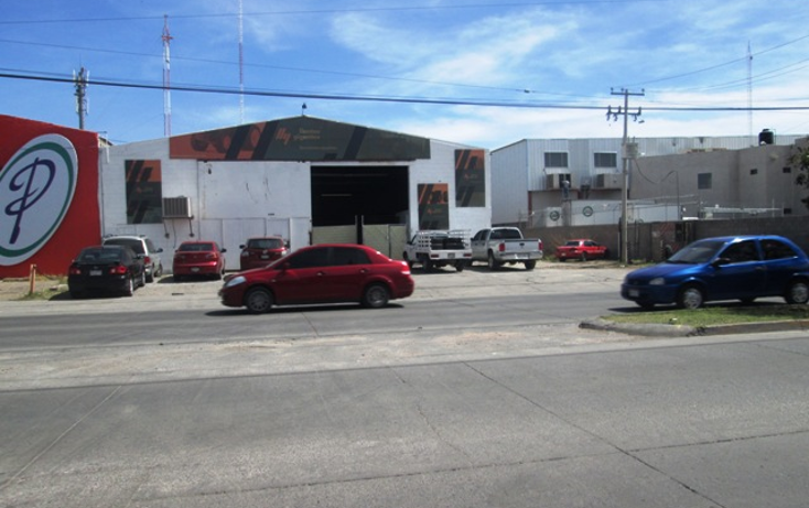 Foto de nave industrial en renta en  , nombre de dios, chihuahua, chihuahua, 1370651 No. 02