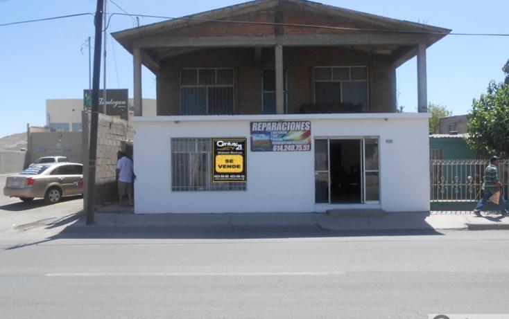 Foto de casa en venta en  , nombre de dios, chihuahua, chihuahua, 1695754 No. 01
