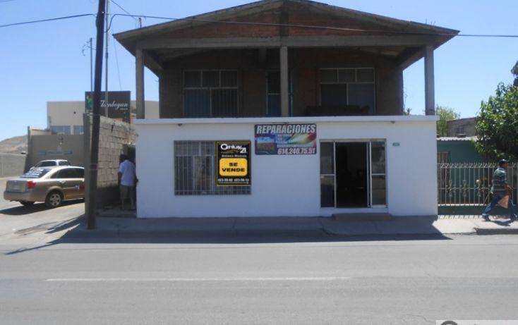 Foto de casa en venta en, nombre de dios, jiménez, chihuahua, 1695754 no 01