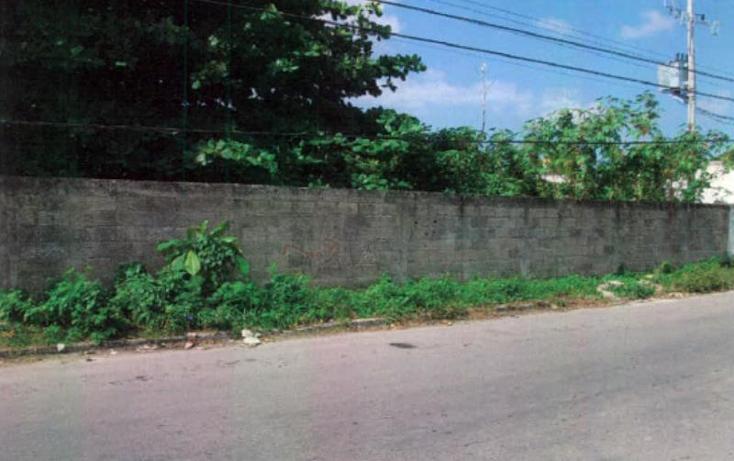 Foto de terreno comercial en venta en  nonumber, 10 de abril, cozumel, quintana roo, 1461535 No. 01