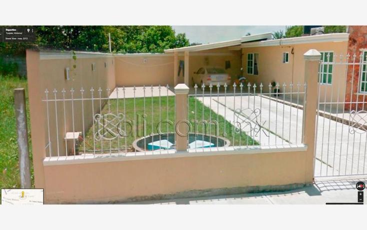 Foto de casa en venta en  nonumber, 17 de octubre, tuxpan, veracruz de ignacio de la llave, 1669150 No. 09